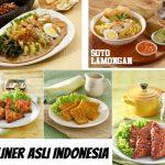 Part 1 – Kuliner Asli Indonesia yang Terkenal di Luar Negeri