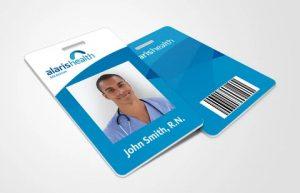 Cetak ID Card dengan Kartu PVC