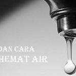 4 Tips Mudah Cara Menghemat Air di Apartemen