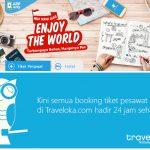 Strategi Jitu Traveloka.com Kalahkan Para Kompetitor