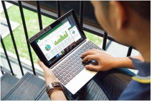 Acer One 10 Bantu Pekerjaan Mahasiswa