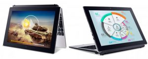 Acer One 10 Bisa Jadi Tablet