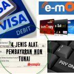 4 Jenis Alat Pembayaran yang Semakin Memudahkan Anda