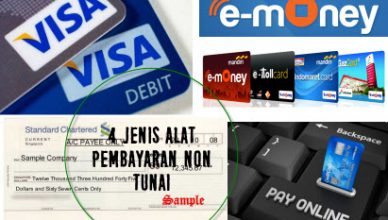 Jenis Alat Pembayaran Non Tunai