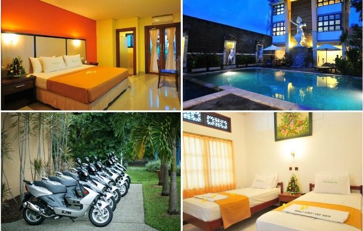 Promo hotel mewah mewah di Legian, Bali
