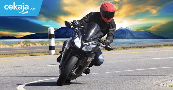 Motor Kawasaki Ninja R