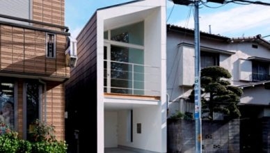 Rumah Mungil Ala Park House Karya Another Apartment