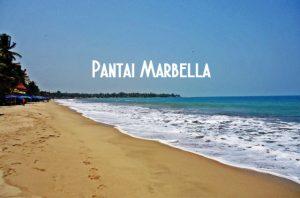 Pantai Marbella, Anyer
