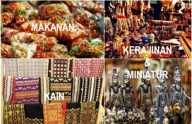 Oleh-Oleh Khas Indonesia Favorit Wisatawan Luar Negeri