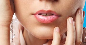 Bibir Pecah Pecah