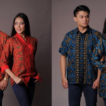 Trend Fashion Terbaru, Batik Couple Modern Modis Terbaru 2018