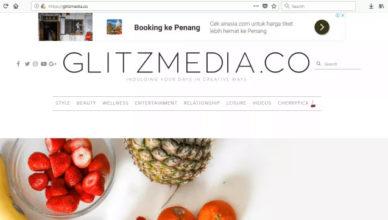 Glitzmedia.co, Portal Perempuan Indonesia yang Menginspirasi