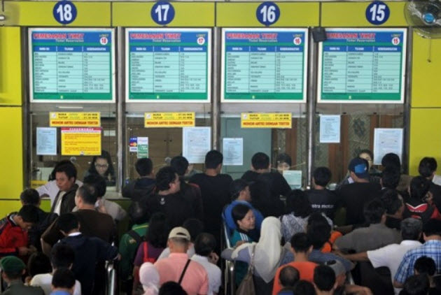 Info Harga Tiket Dan Jadwal Kereta Api Jurusan Bandung di Gambir Jakarta