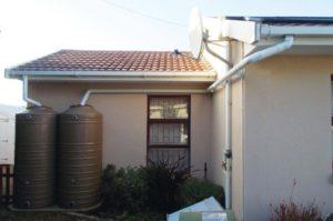 Penempatan Tangki Air di Rumah
