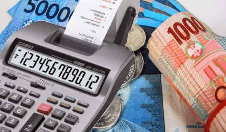 Menghitung Keuangan