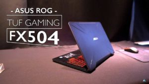 Asus TUF Gaming FX505GD 15051T