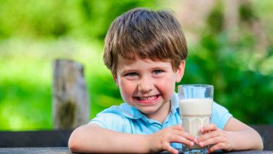 Susu Anak Usia Sekolah yang Mengalami Alergi
