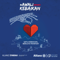 Awali Dengan Kebaikan Allianz Blog Competition