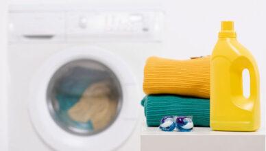 Kesalahan Mencuci Baju dengan Mesin Cuci