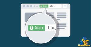 Aktifkan SSL