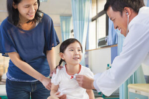Lakukan Pemeriksaan Kesehatan Anak secara Rutin
