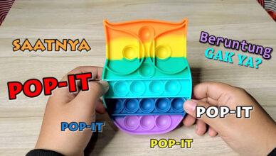 Manfaat Pop It Untuk Anak